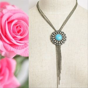 COUNTRY CHIC NECKLACE
